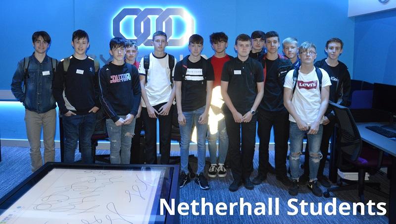 Netherhall School students