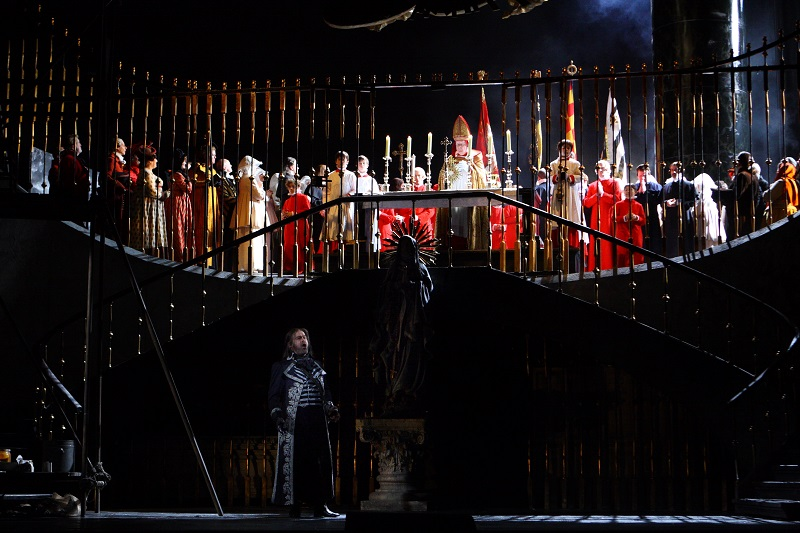 TOSCA PRODUCTION IMAGE (C) ROH. PHOTO BY CATHERINE ASHMORE