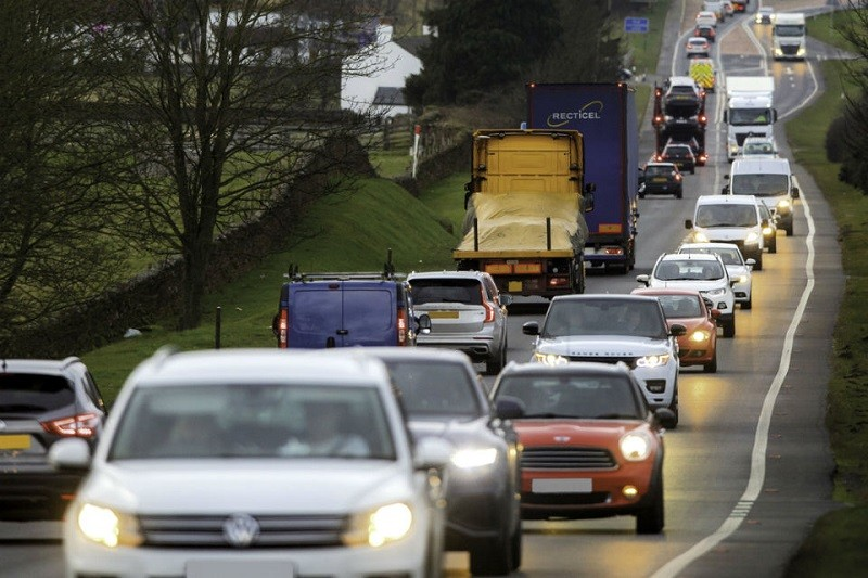 Dualling the remaining and congested sections of the A66 will provide quicker, safer and more