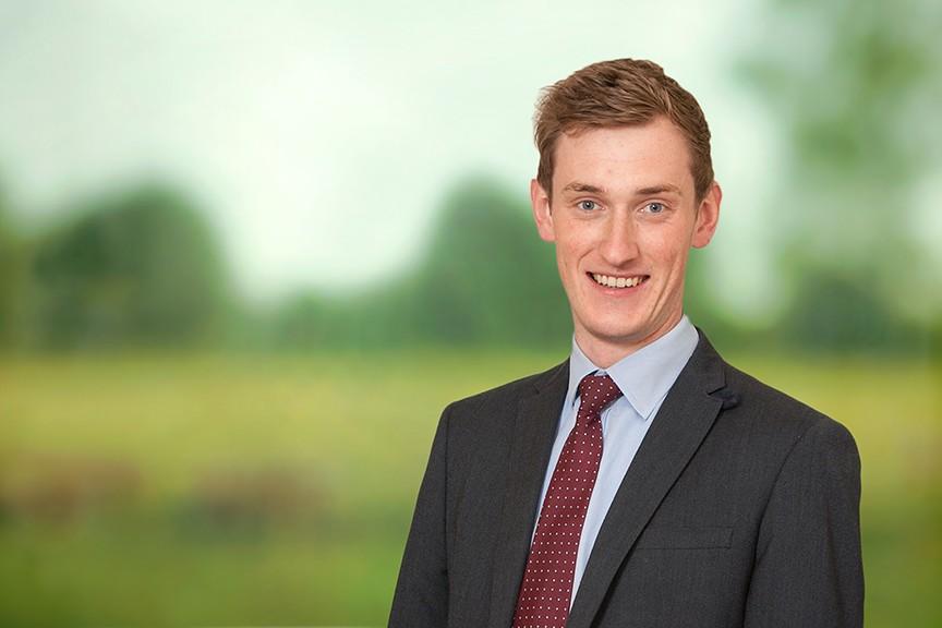 Alex MacLachlan, associate director in the rural management team at Savills in Carlisle
