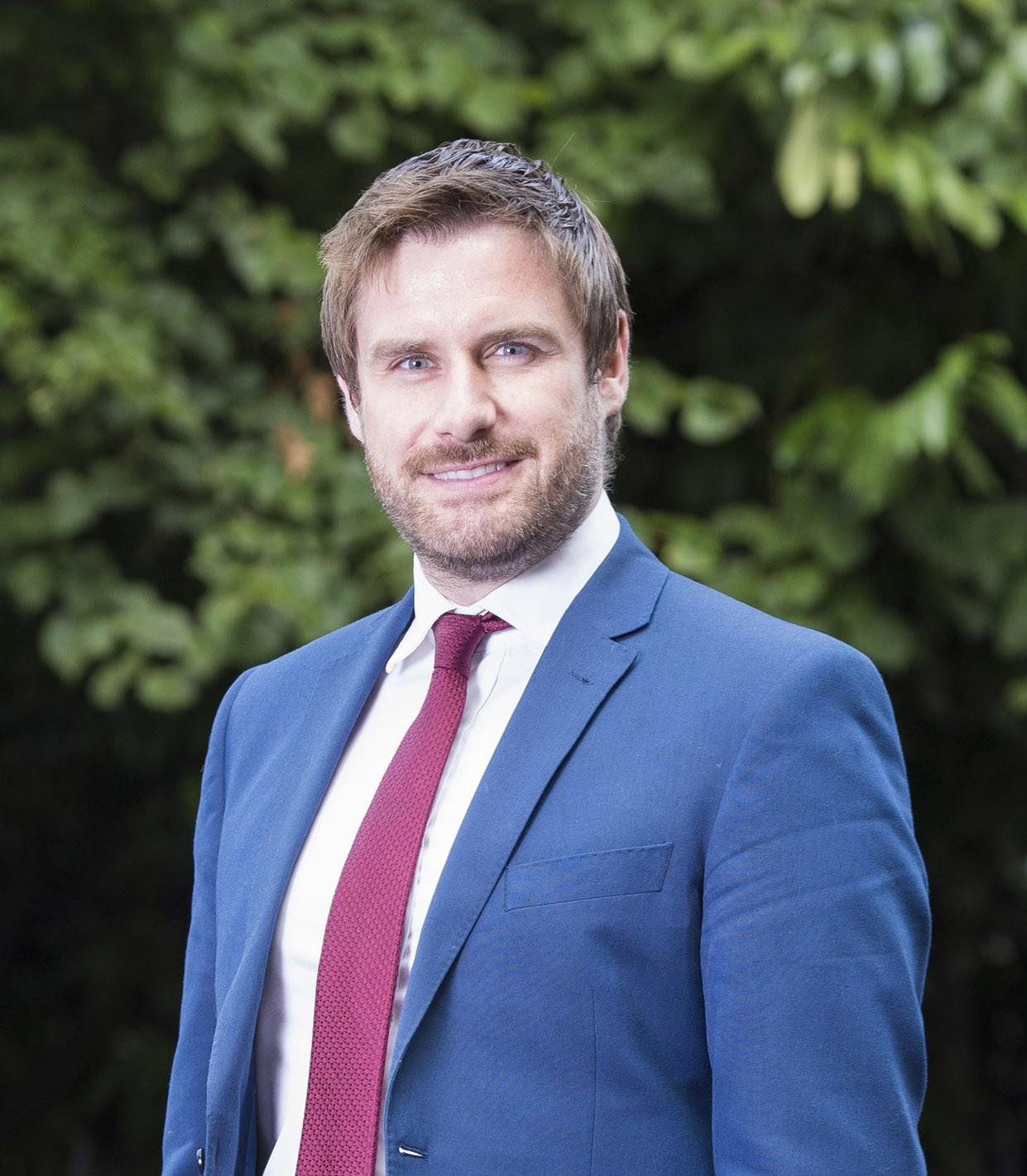 Alex Nicholson, indirect tax director at Armstrong Watson