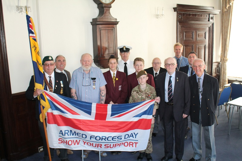 SLDC Armed Forces Day ceremony