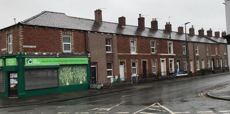 Boundary Road, Currock, Carlisle
