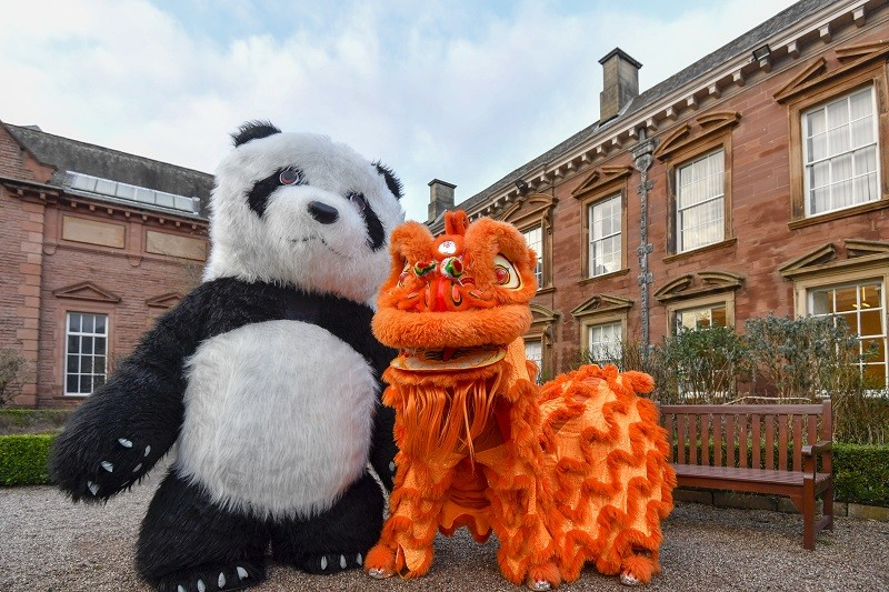 Chinese New Year Festival, photographed by Stuart Walker
