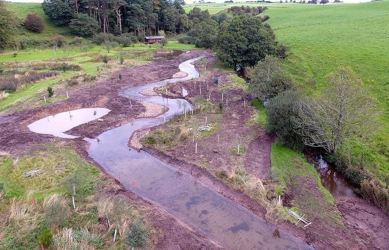 Cairn Beck river restoration