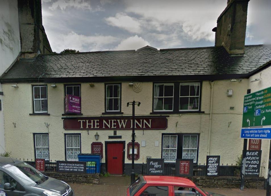 New Inn, Kendal. Picture: Google Streetview