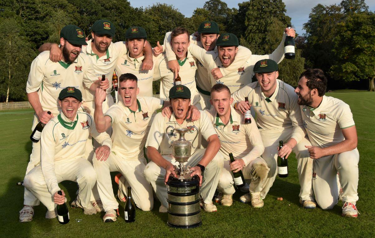 Carlisle Cricket Club. Picture: Ben Challis