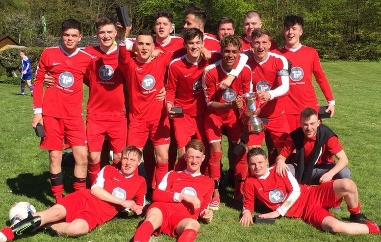 Castletown were crowned Westmorland Division Two Champions