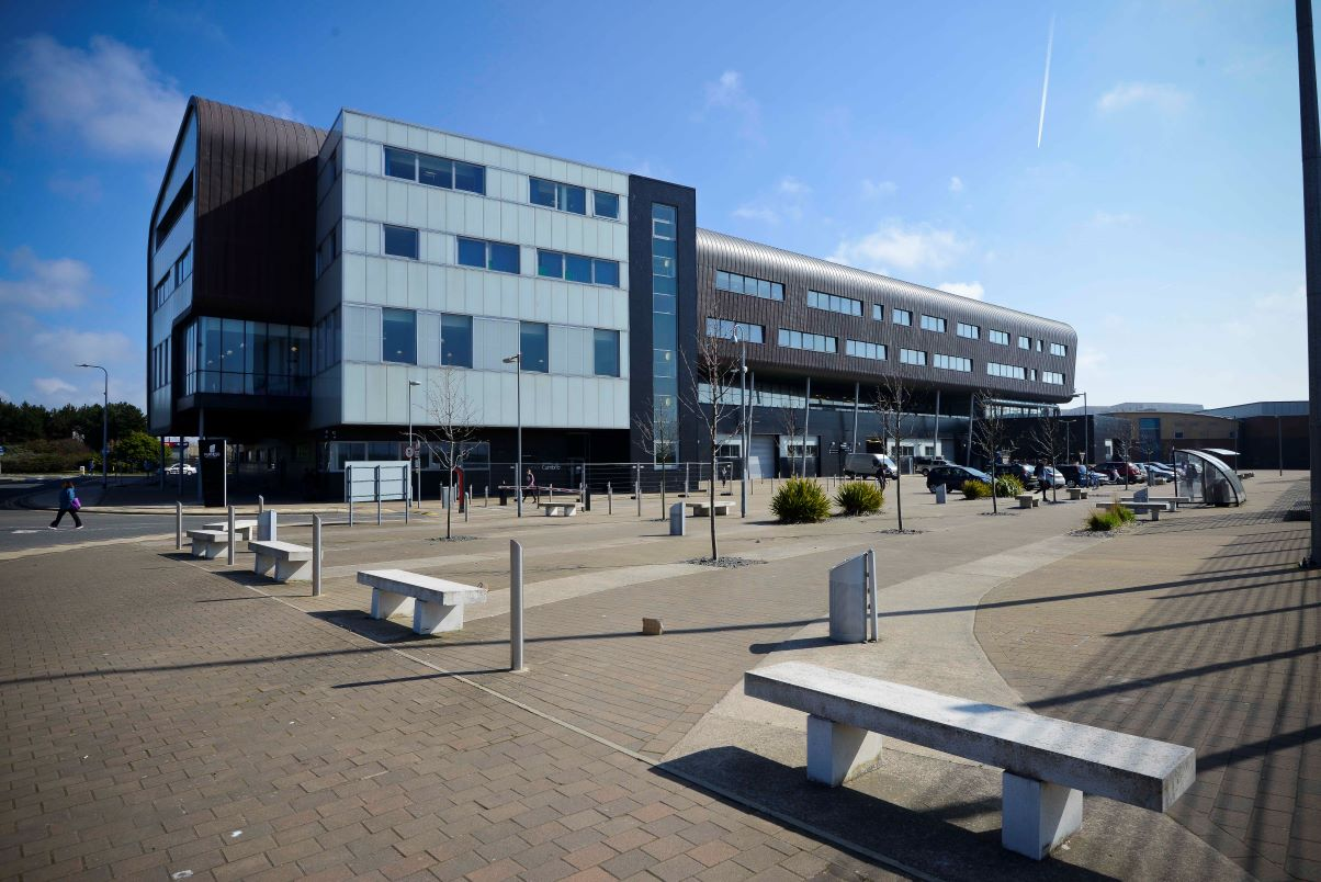 Furness College, Channelside campus