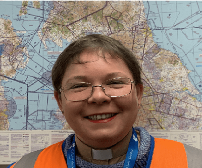 Reverend Rachel Williams