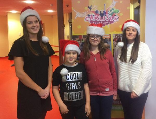 Becca Ferguson, Dodd & Co, Amber Hodgson, Age 9 and Caitlin Meek, Age 10 and Martha Winn, Baines Wilson