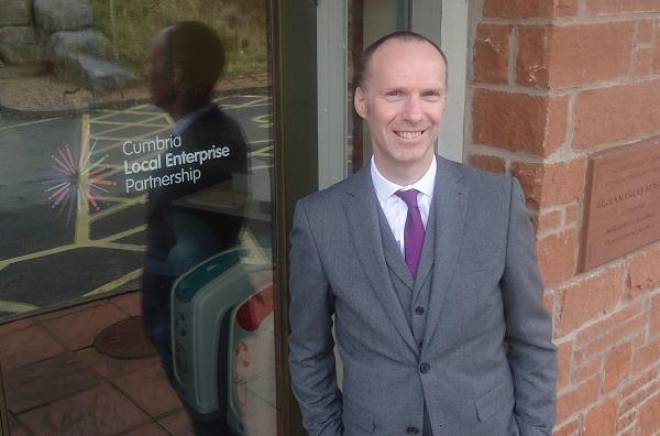 Craig Ivison - Head of Employment & Skills at Cumbria LEP