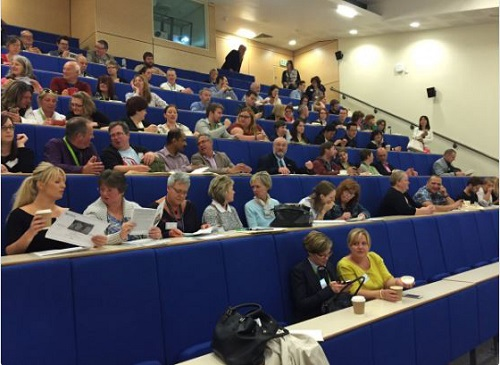 Delegates at last years' innovation conference.