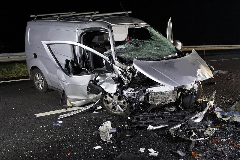 Matthew Crook's van