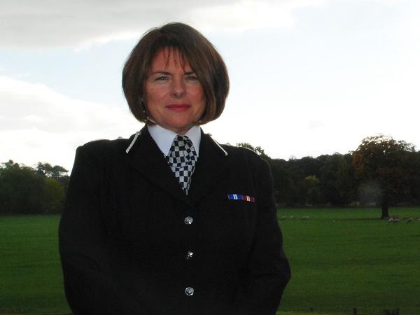 Chief Constable Michelle Skeer