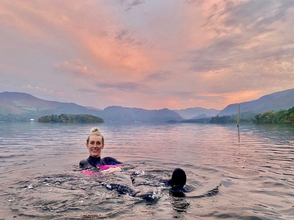 Daniella Hope, of Lake District Hotels