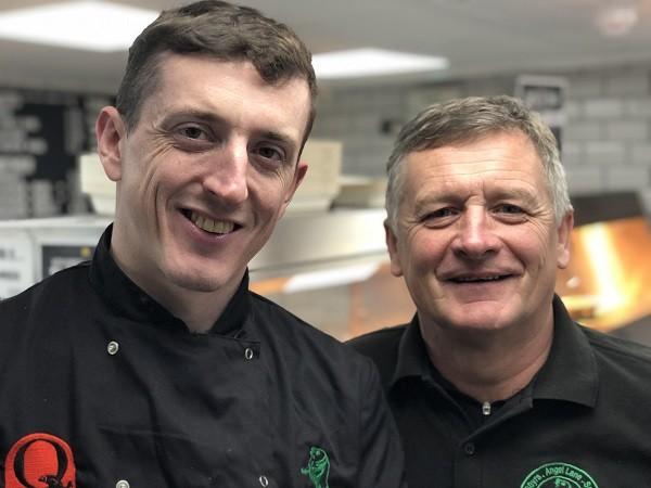 Dan and David Harding