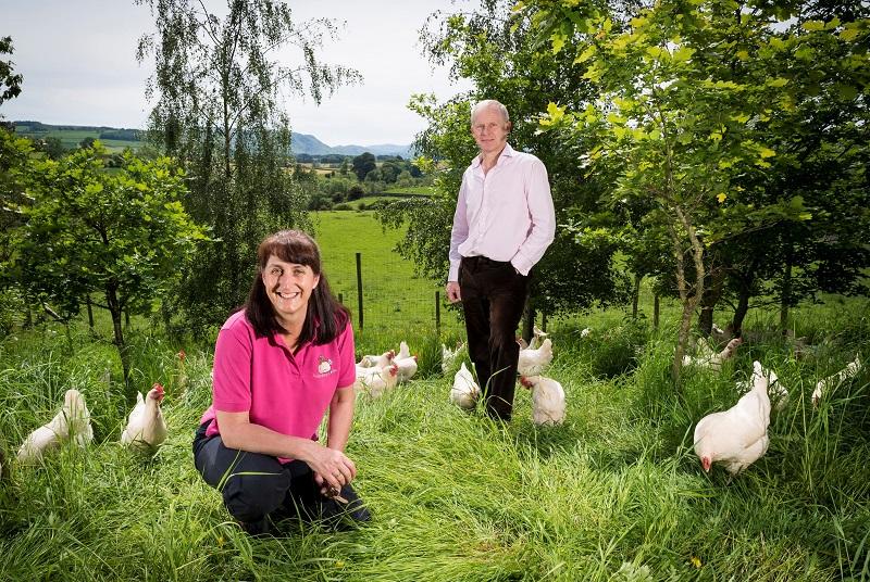 Helen and David Brass