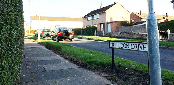Eldon Drive, Carlisle
