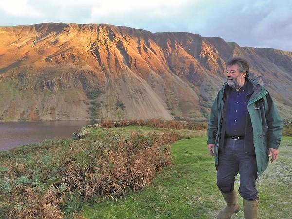 Eric Robson, Cumbria Tourism President