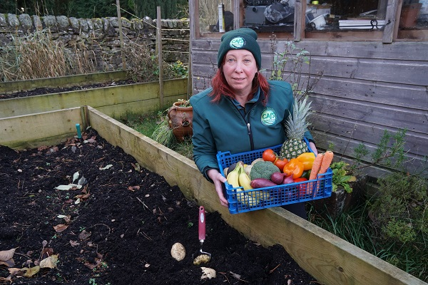 Alston Moor Greenprint manager Roe Baker is seeking help with research into food growing and enterprises in the area.