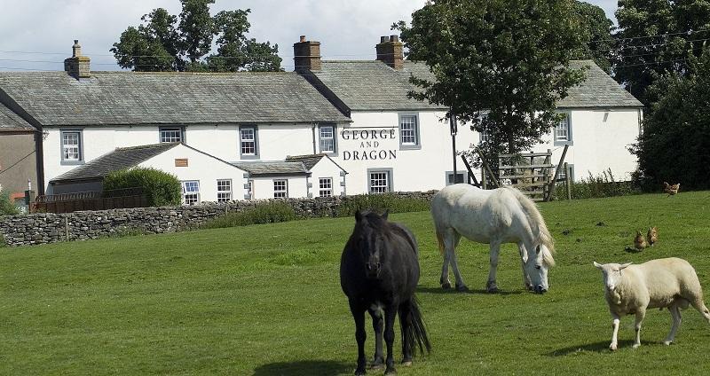 George & Dragon, Clifton