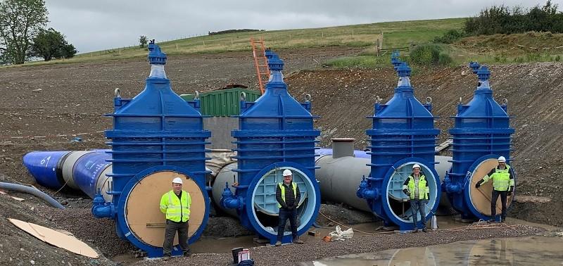 The Hallbank pipeline