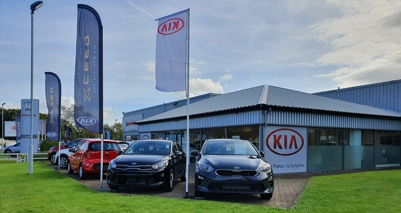 Lloyd Motor Group adds Kia to its prestige brand portfolio