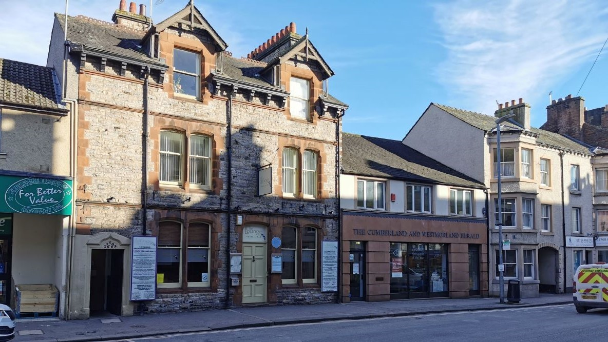 The Lounge and the Herald in Penrith
