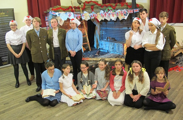 Youth Theatre at the Carnegie