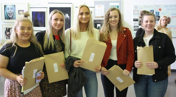 Students happy with their results