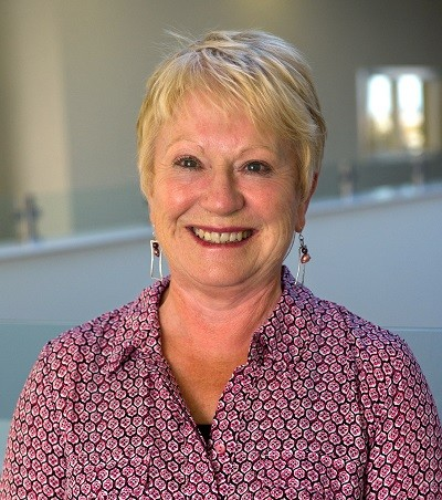Jan Fielding is the new chair of governors at Furness College