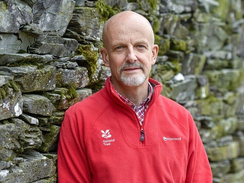 Head of the National Trust in the Lakes, Jeremy Barlow