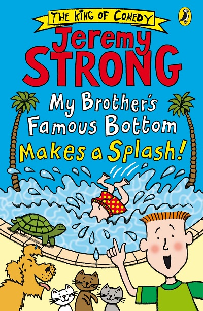 Jeremy Strong book cover