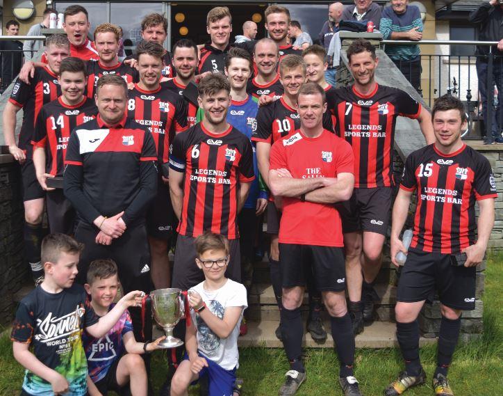 Keswick Football Club, who featured in the Keswick Reminder