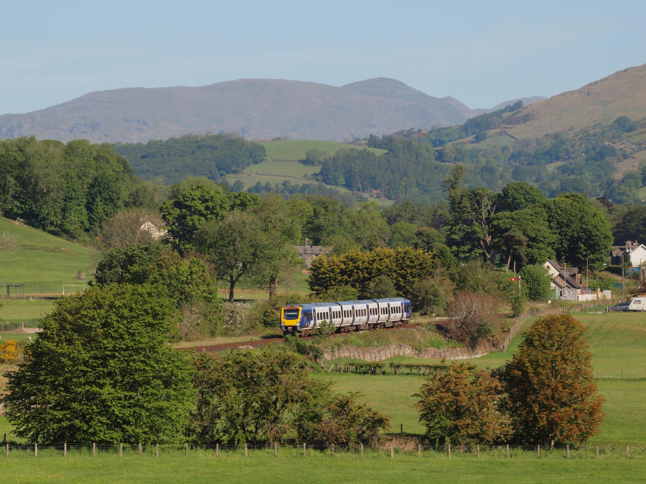 Lakes Line. Picture: Cumbria County Council