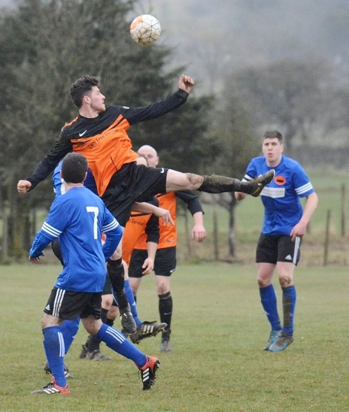 Lunesdale battled to an impressive cup victory (Catherine Allen)