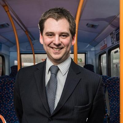 Mark Whitelocks, Stagecoach Managing Director