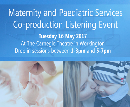 Maternity and Paeds Event - Social Media