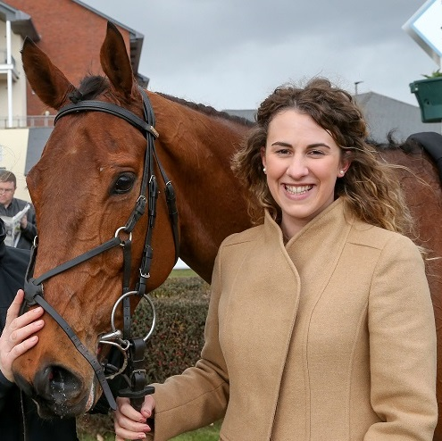Molly Dingwall, new General Manager at Carlisle Racecourse.