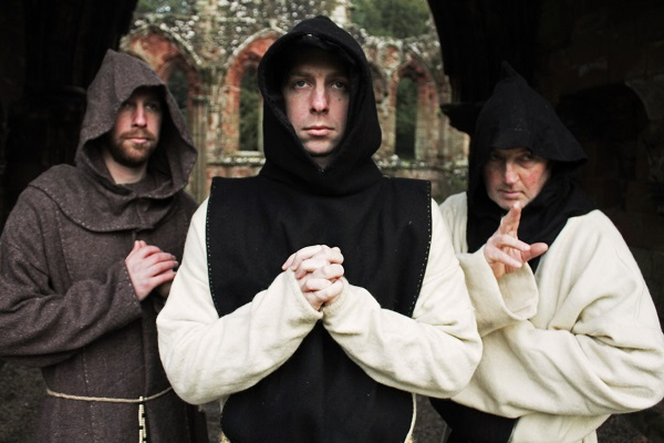 Monks Life at Furness Abbey, 18th June 2017