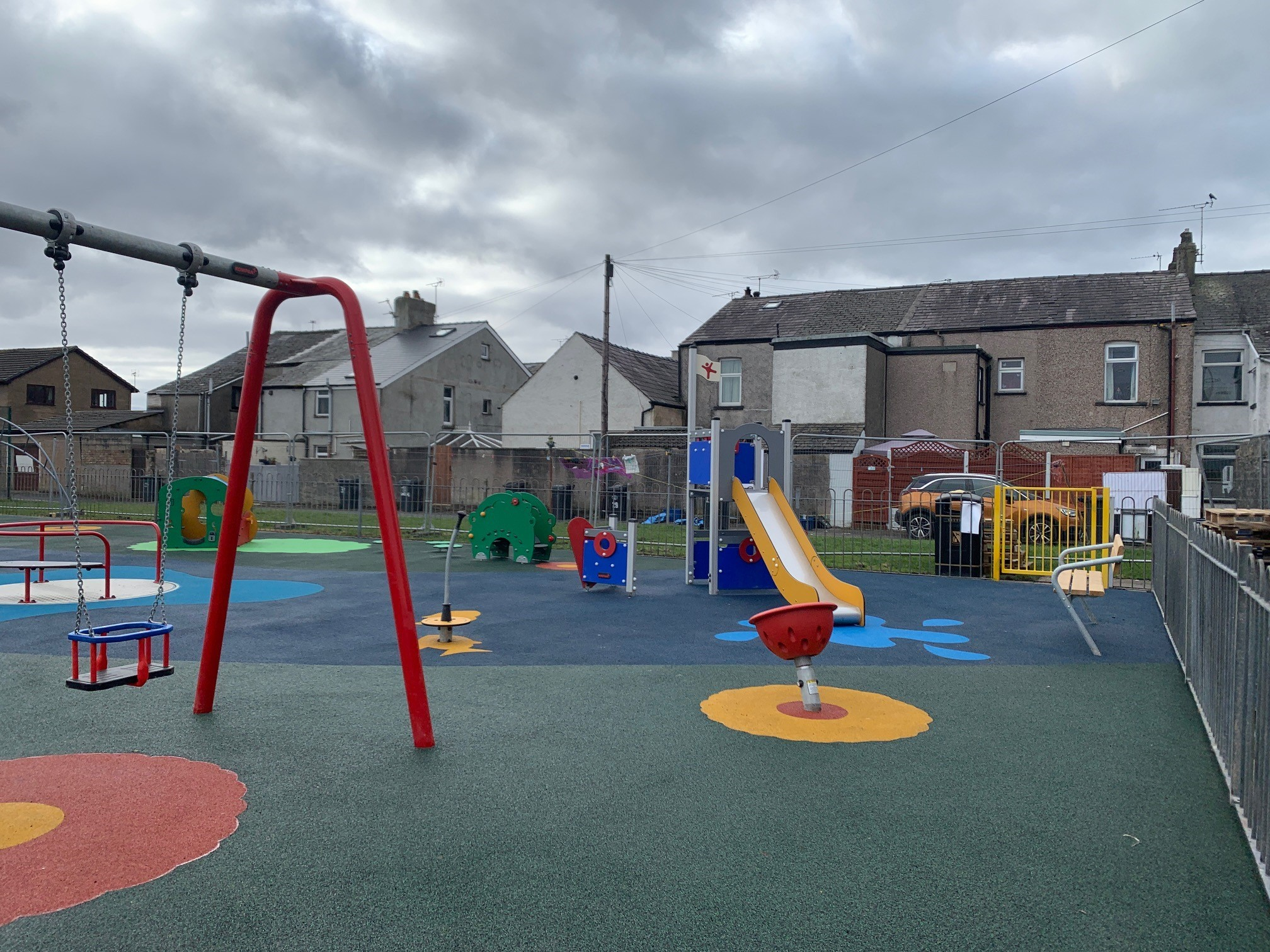 A new play area has opened after an £85,000 overhaul by the council.