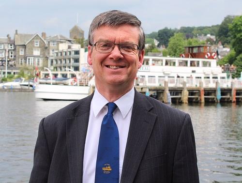 Nigel Wilkinson, Windermere Lake Cruises