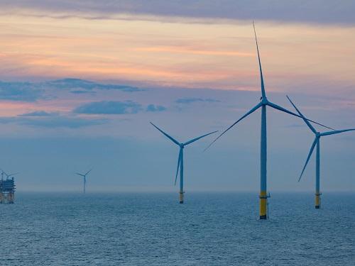 Ørsted offshore wind farm