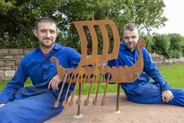 Ryan May and Thomas Dodd