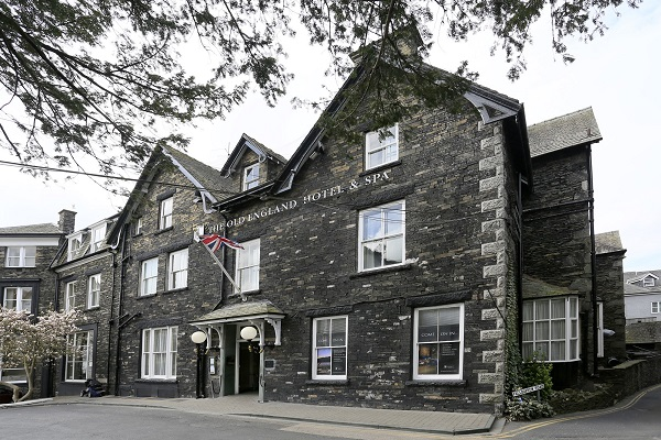 Macdonald Old England Hotel & Spa in Windermere