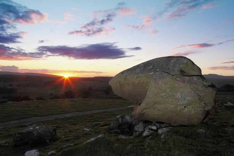Samson's Toe, near Stainforth (credit: Steve Finch)