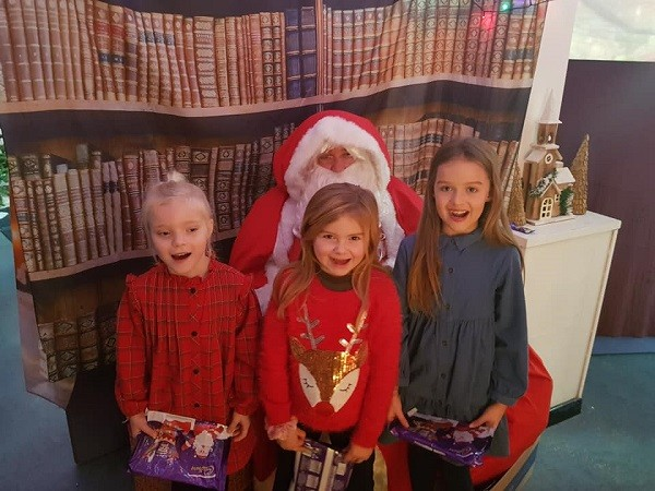 Santa Trails are on offer at The Beacon Museum from December 5