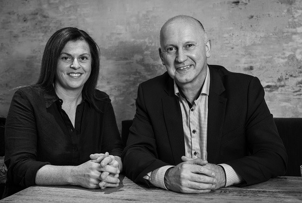 Family Business Network directors Sue Howorth and Dave Clarkson