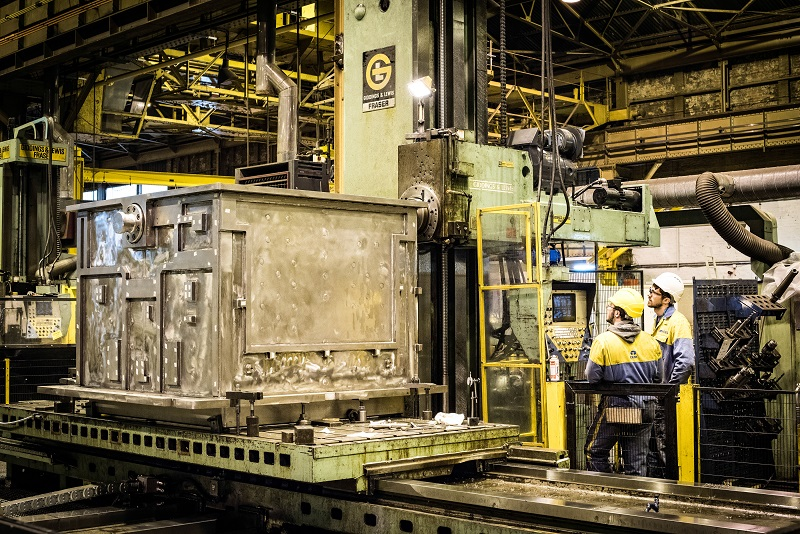 TSP Engineering at Workington will produce transport packages for Sellafield Ltd's decommissioning programme